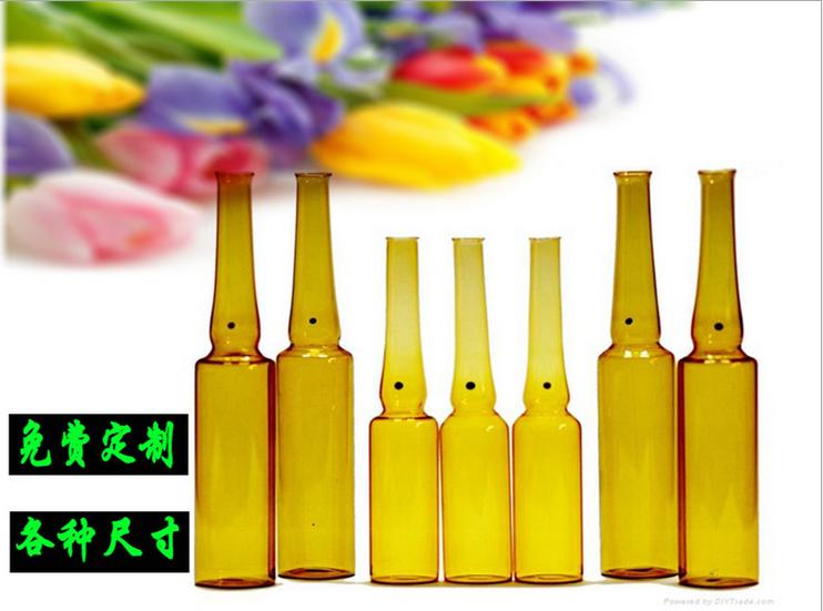 注射剂玻璃瓶的成品率取决于玻璃料液的稳定性