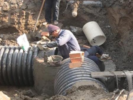排水管施工