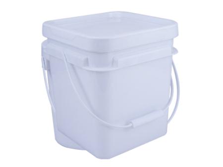 10L方型桶
