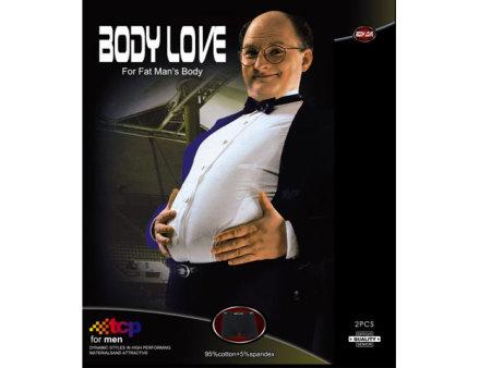 Body love 平角内裤