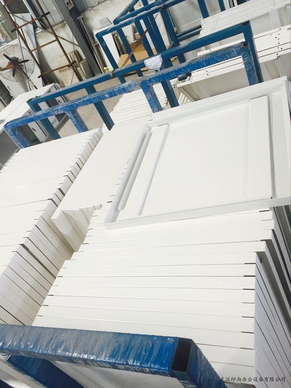 复印机底柜拼装-之密集柜的搁板自由调整