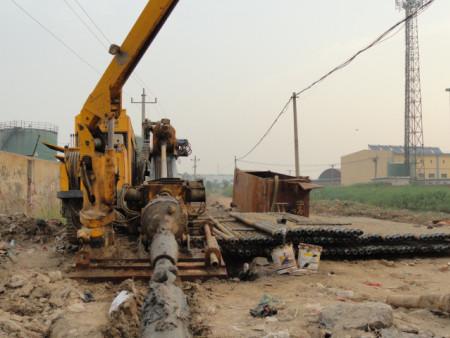 烟台非开挖工程铺管技术的新应用