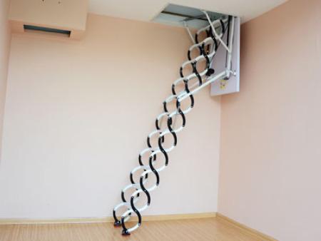 加强电动伸缩楼梯