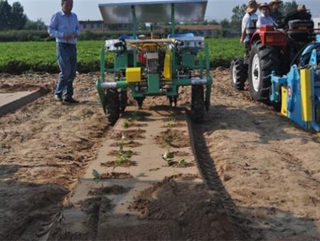 中国农业机械演示会