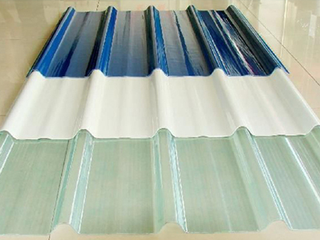 辽宁FRP采光板与其他采光板的区别