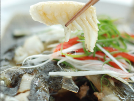 千人同享多宝鱼美食 - 中国·兴城