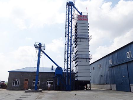 辽宁省康平300吨玉米亚虎个人娱乐中心塔