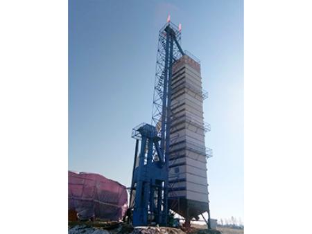 黑龙江省巴彦200吨玉米亚虎个人娱乐中心塔