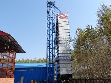 内蒙古通辽300吨亚虎个人娱乐中心塔设备