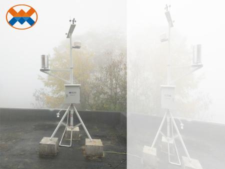 成都市大邑县西岭雪山风景区|小型气象环境监测站|项目