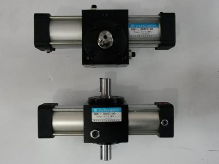 方成气动亚博电竞官网系列—QGK-1 SD63T2 90摆动亚博电竞官网