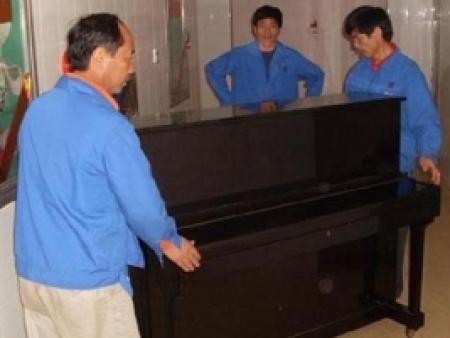 重慶鋼琴搬運