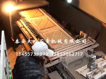 石膏板机械设备专门用来生产优良的石膏板