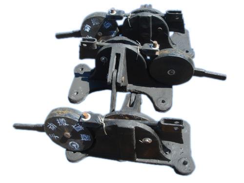 腳踏式扳道器1