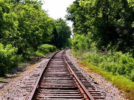 道岔厂家为你介绍特殊道岔之活动心轨道岔的特点
