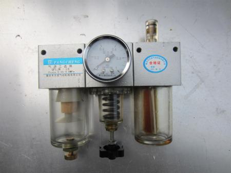 雷竞技官网app气源气阀件系列—QFLJW-L8气源三联件