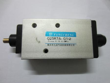 雷竞技官网app气源气阀件系列—Q25R7A-G1/2脚踏阀