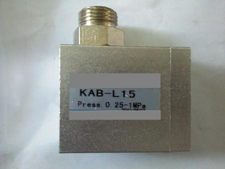 雷竞技官网app气源气阀件系列—KAB-L1排阀