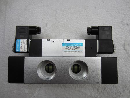 雷竞技官网app气源气阀件系列—KD463 DC24V电磁阀