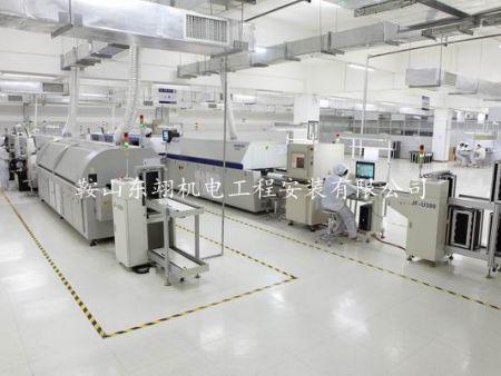 鞍山电子工程项目