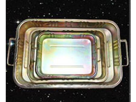 加厚镀锌油盆