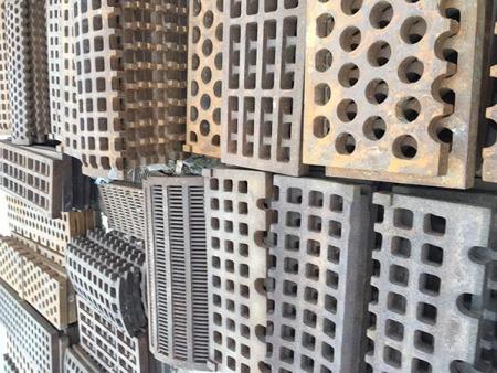 高锰合金铸造箅板