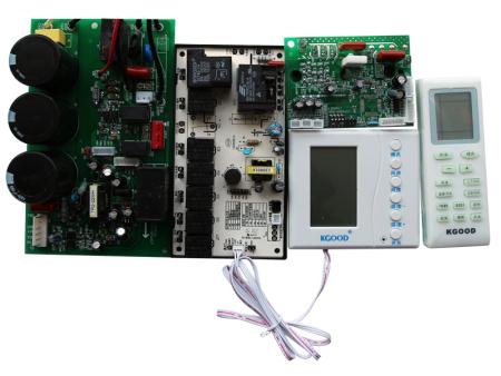 液晶柜式(嵌入式)空调控制系统