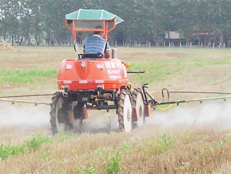 植保机械与施药技术