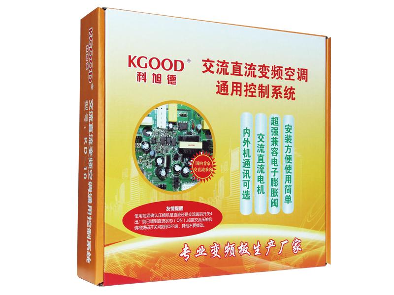 交流直流變頻掛機帶室內外通訊通用控制系統  代碼:1800032