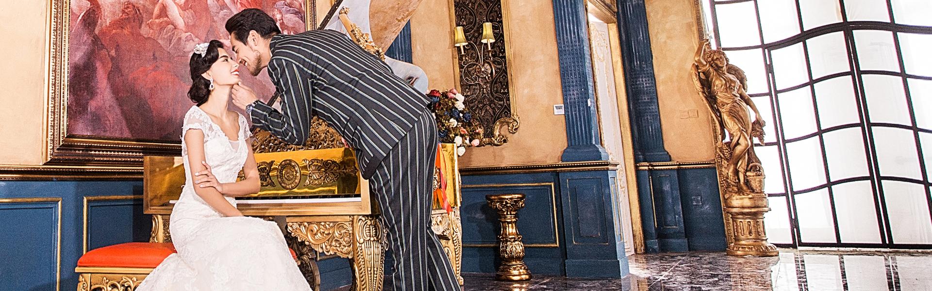 四会薇薇新娘婚纱摄影有限公司是薇薇新娘婚纱国际连锁专业摄影机构的旗舰店。