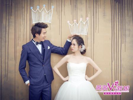 韩式系列婚纱照