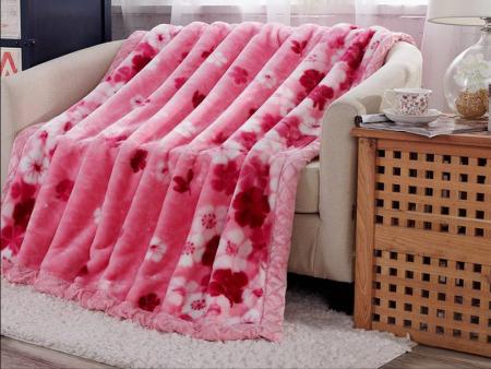 拉舍尔毯子