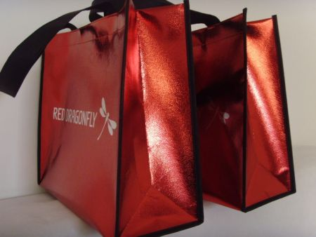 无纺布袋子绿色环保礼品袋