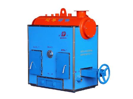 CWRH卧式超导型煤热水锅炉