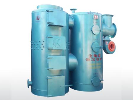 懒汉生物质双体锅炉B型