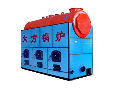 CWLG4超导散烧锅炉