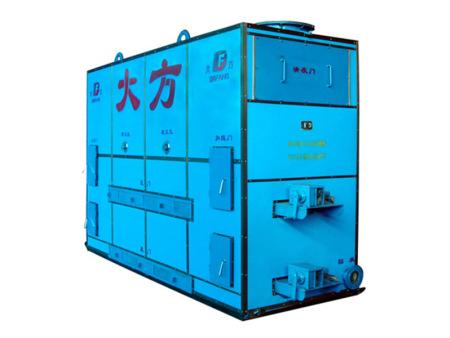 CWHH超导型煤热水锅炉