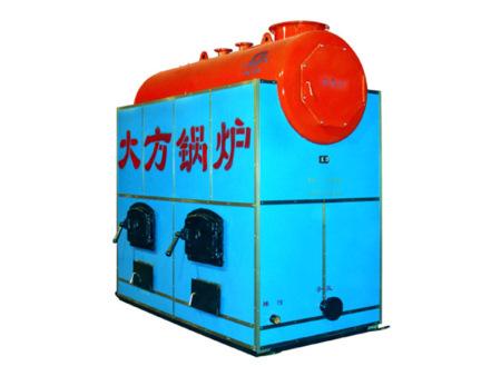 CWLG4超导散烧锅炉2