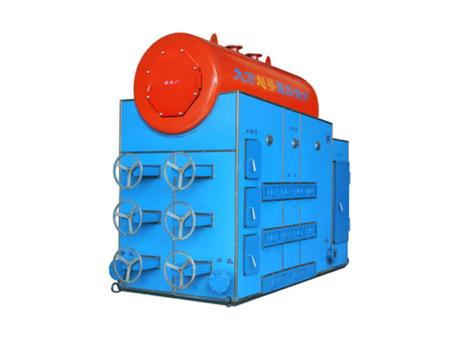 CWRH卧式超导型煤热水锅炉5