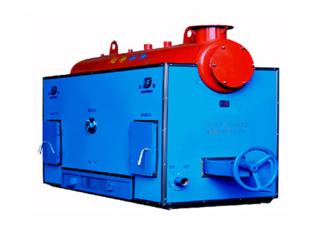 CWRH卧式超导型煤热水锅炉2