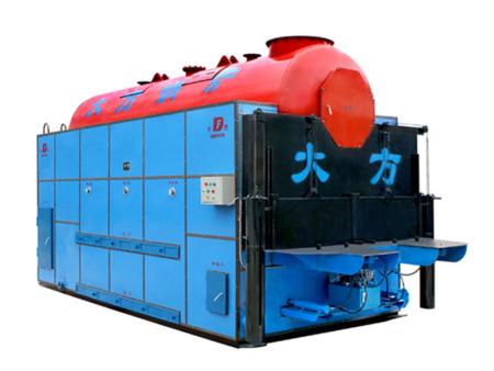 CWRH超导型煤热水锅炉8