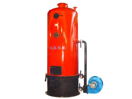 CLRG5超导半煤气化热水锅炉