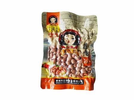 蒜香花生米