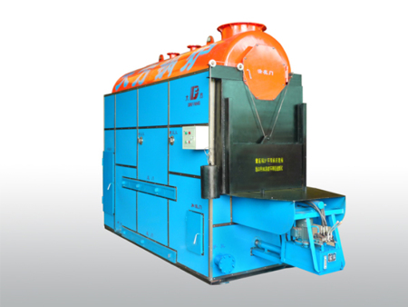 CWRH卧式超导型煤热水锅炉3