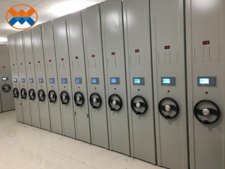 四川成都西南财经大学档案馆环境监测系统
