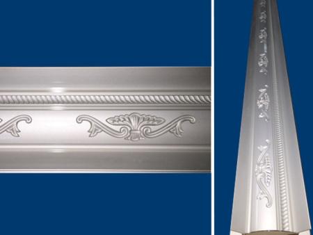 A141铝合金石膏线模具
