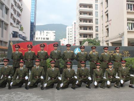 军事化管理