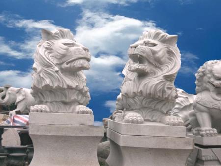 石狮子为什么会有如此大的影响力石雕厂家为你解惑