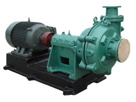 ZJ型卧式渣浆泵
