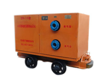 ZYW型矿用移动式瓦斯抽放泵站